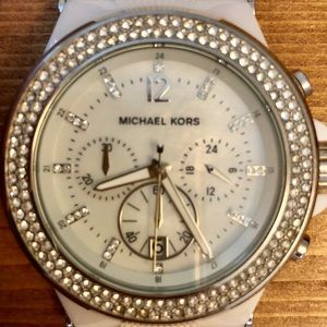 Michael Kors Accessories - ✨Michael Kors Rubber/Silicon watch✨